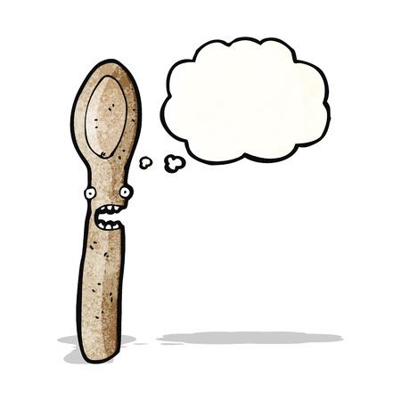 wooden spoon: wooden spoon cartoon