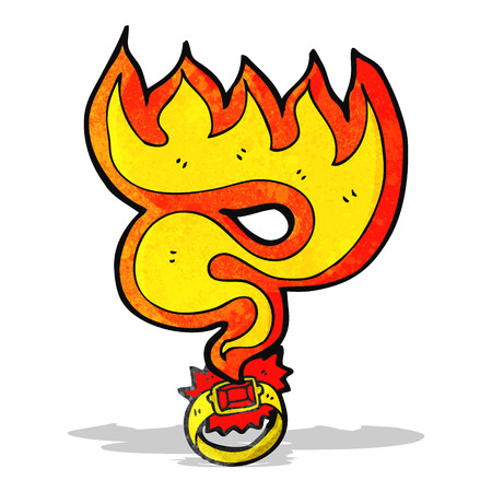fire ring: anillo de fuego m�gico