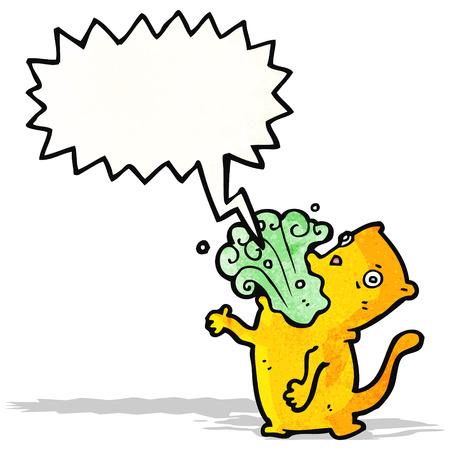 burping: burping cat cartoon