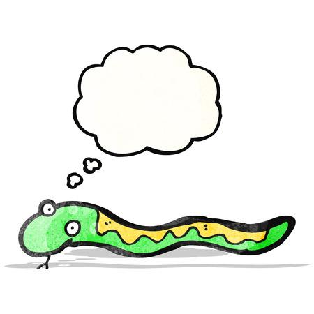 hissing: hissing snake cartoon