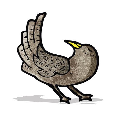 blackbird: kos kreskówki