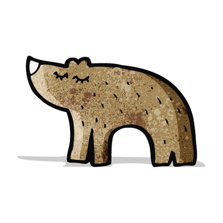oso caricatura: cartoon bear