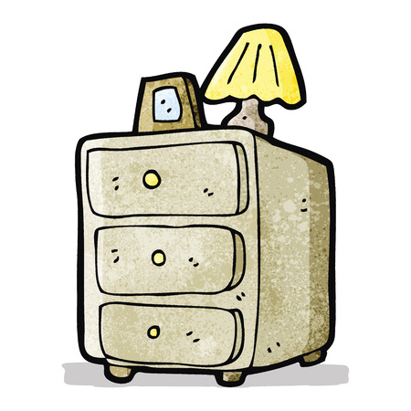 drawers: cartoon chest of drawers