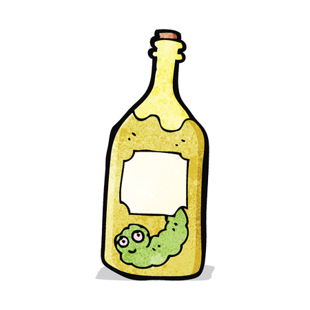 tequila: cartoon tequila