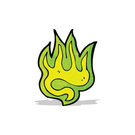 cartoon fire: cartoon fire