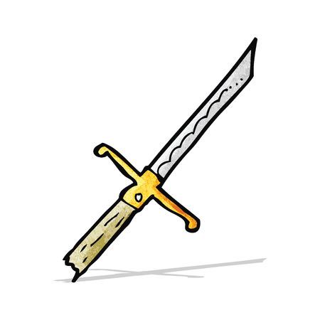 propina: punta de lanza medieval Vectores