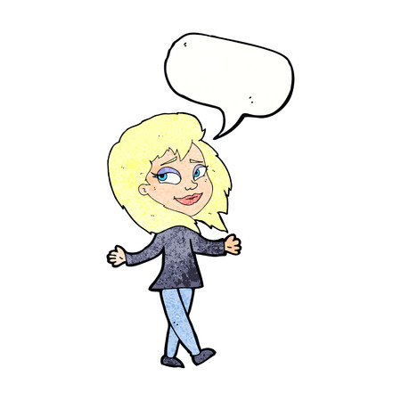 mujer estres: estr�s de dibujos animados libre mujer con bocadillo