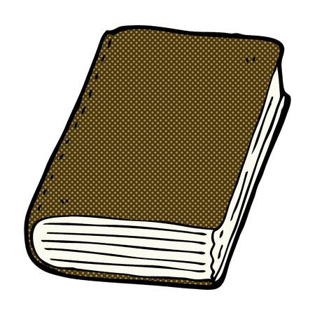 mani legate: retr� stile fumetto fumetto libro
