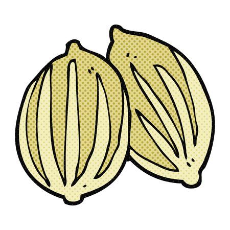 seeds: freehand drawn cartoon seeds