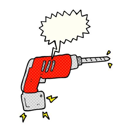 drill: carton power drill