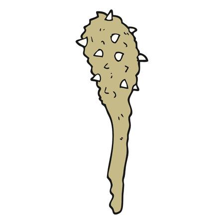 edad de piedra: a pulso el club de edad piedra de la historieta dibujada
