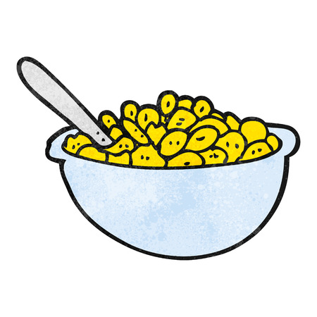 2 448 bowl of cereal stock illustrations cliparts and royalty free rh 123rf com cereal bowl clipart Pop Cereal Bowl Clip Art
