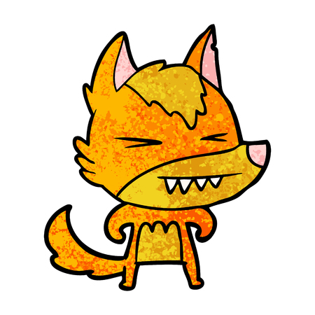 fox stripfiguur