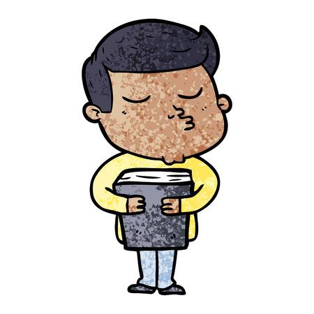 漫画モデル男の叫び