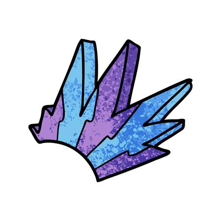 パンクロックヘア漫画