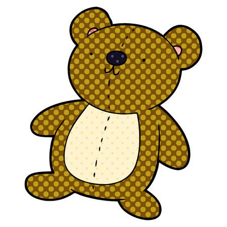 만화 인형 장난감 곰