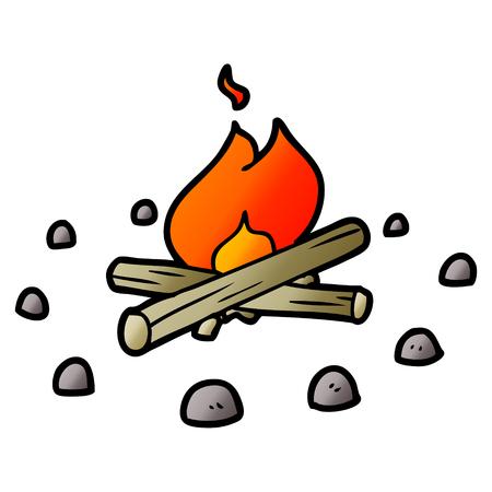만화 캠프 파이어