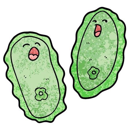 cartoon cells Фото со стока - 94695464