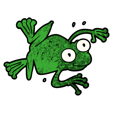 cartoon frog illustration