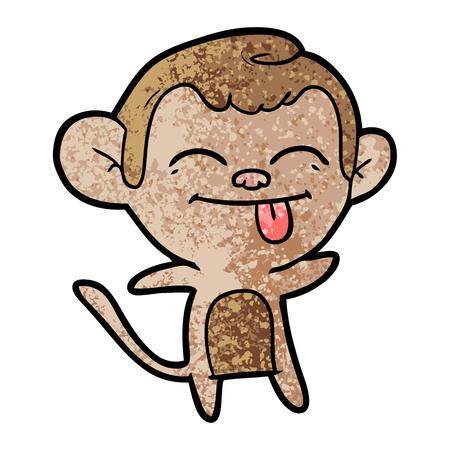 재미있는 만화 원숭이
