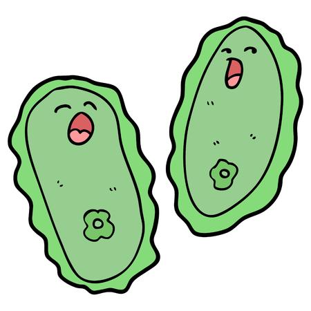 Cartoon cells