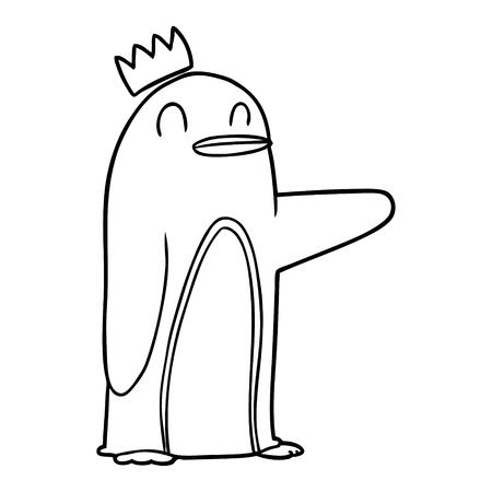 만화 황제 펭귄