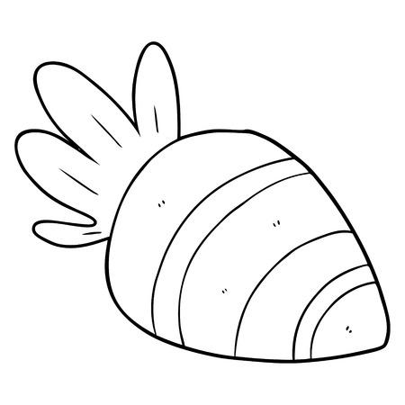 cartoon carrot illustration