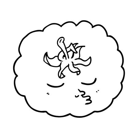 Pomodoro cartone animato Archivio Fotografico - 94848668