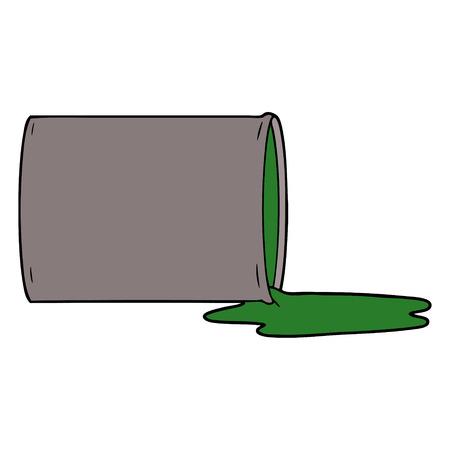 漫画の有毒廃棄物