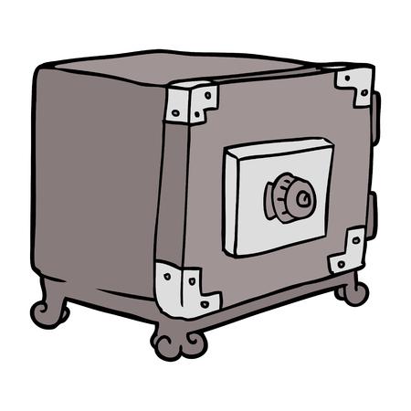 만화 전통적인 안전 스톡 콘텐츠 - 94932224