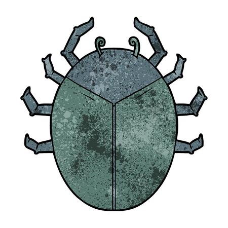 Desenho de bug gigante Foto de archivo - 94990979