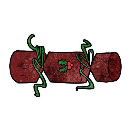 xmasクラッカー漫画