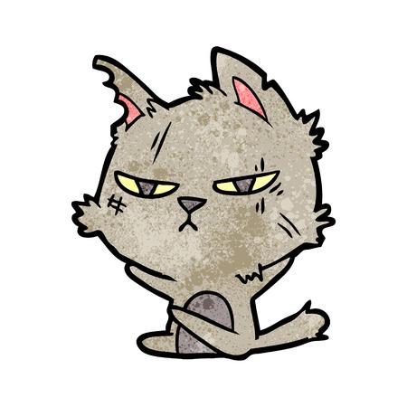 タフな漫画猫