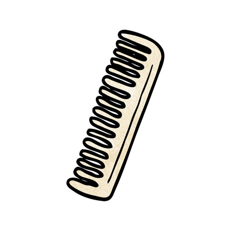 Cartoon comb. Stock fotó - 95019082