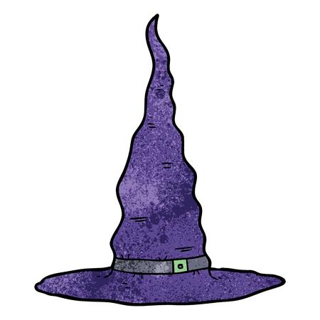 cartoon witchs hat