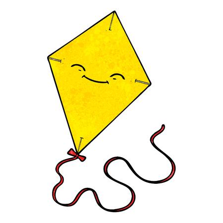 cartoon kite  イラスト・ベクター素材