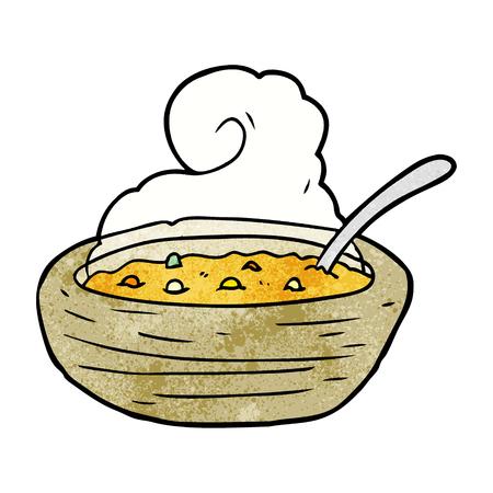 スープの漫画ホットボウル