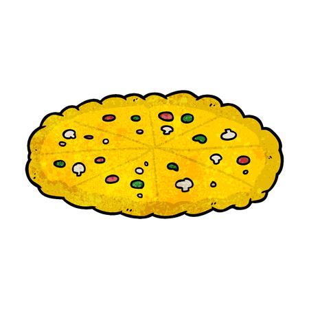 Ilustración de dibujos animados de queso doble de dibujos animados sobre fondo blanco . Foto de archivo - 95127521
