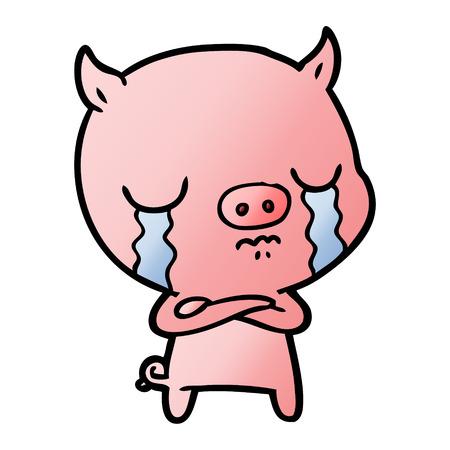 тот картинки плачущей свинки тук туки