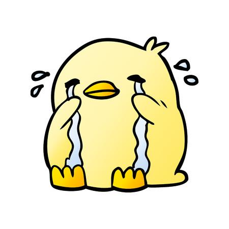 漫画泣く鳥