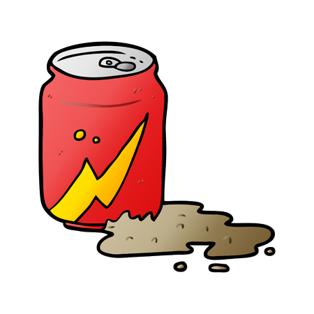 ソーダの漫画缶