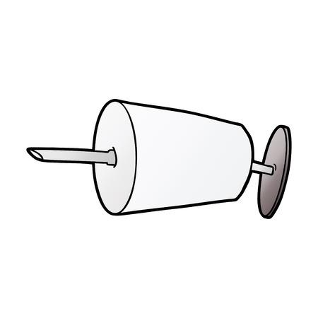 漫画医療注射器