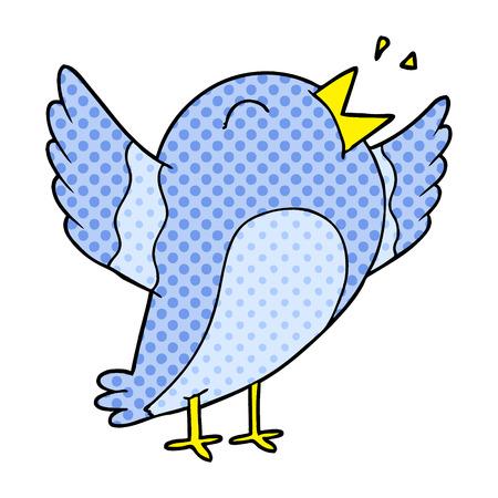 cartoon bird 版權商用圖片 - 95562553