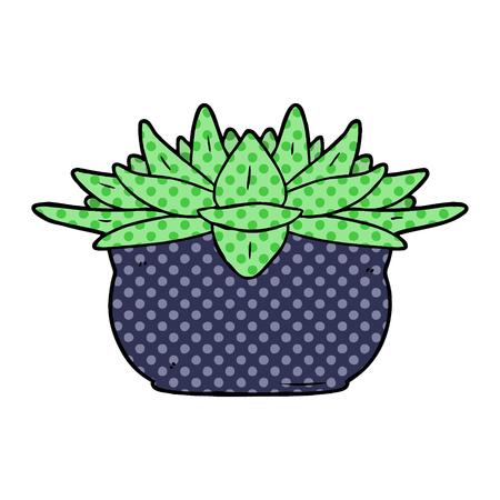 cartoon vetplant