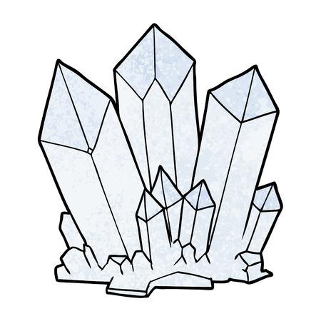 cartoon crystals