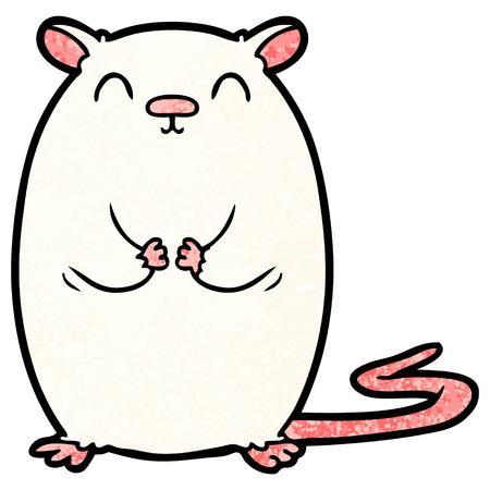 cartoon mouse Illustration