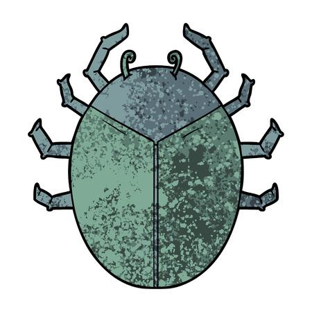 giant bug cartoon