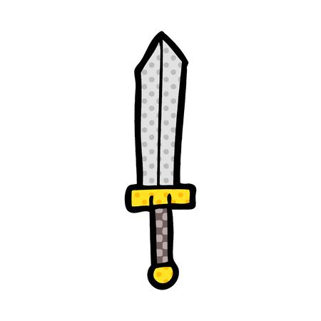 漫画の剣 写真素材 - 96545867