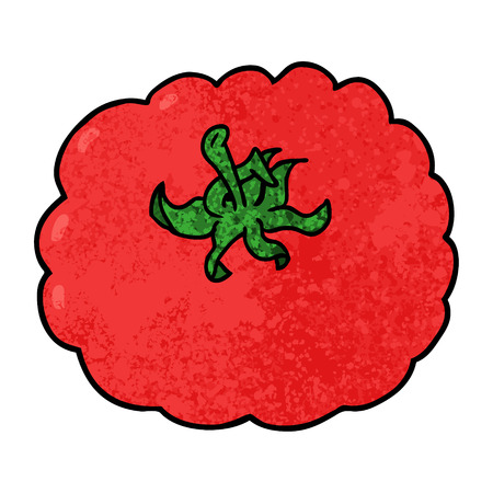 cartoon tomato Stock Vector - 96555326