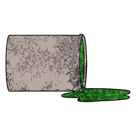 漫画有毒廃棄物